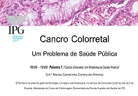 Palestra Cancro Colorretal e Workshop